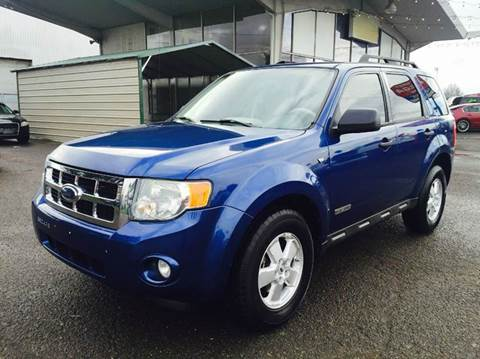 2008 Ford Escape for sale at Xtreme Truck Sales in Woodburn OR