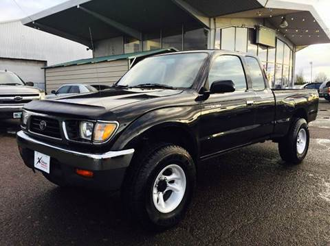 1995 Toyota Tacoma for sale at Xtreme Truck Sales in Woodburn OR