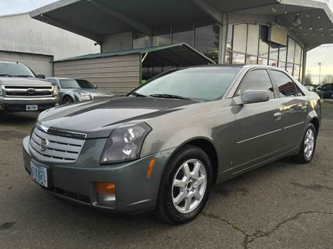 2006 Cadillac CTS for sale at Xtreme Truck Sales in Woodburn OR