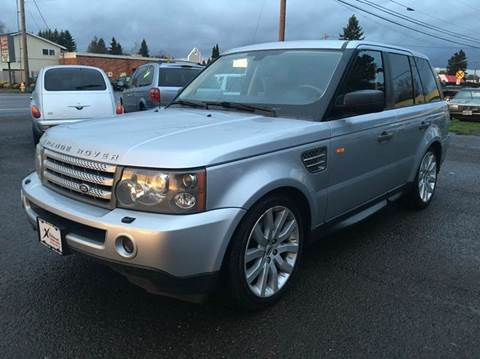 2006 Land Rover Range Rover Sport for sale at Xtreme Truck Sales in Woodburn OR
