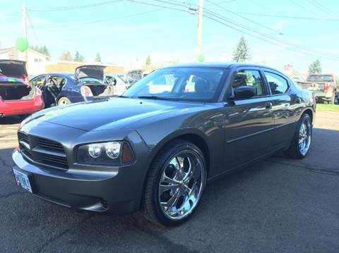 2008 Dodge Charger for sale at Xtreme Truck Sales in Woodburn OR