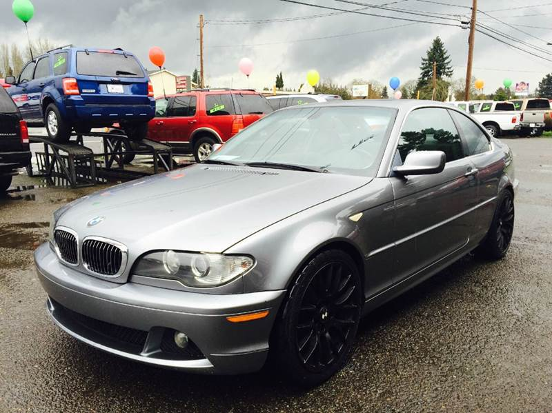 Bmw Series Ci Dr Coupe In Woodburn OR Xtreme Truck Sales - Bmw 3 series 330ci