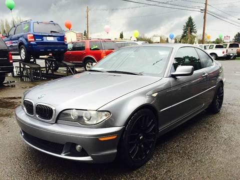 2004 BMW 3 Series for sale at Xtreme Truck Sales in Woodburn OR
