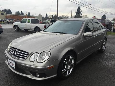 2005 Mercedes-Benz C-Class for sale at Xtreme Truck Sales in Woodburn OR