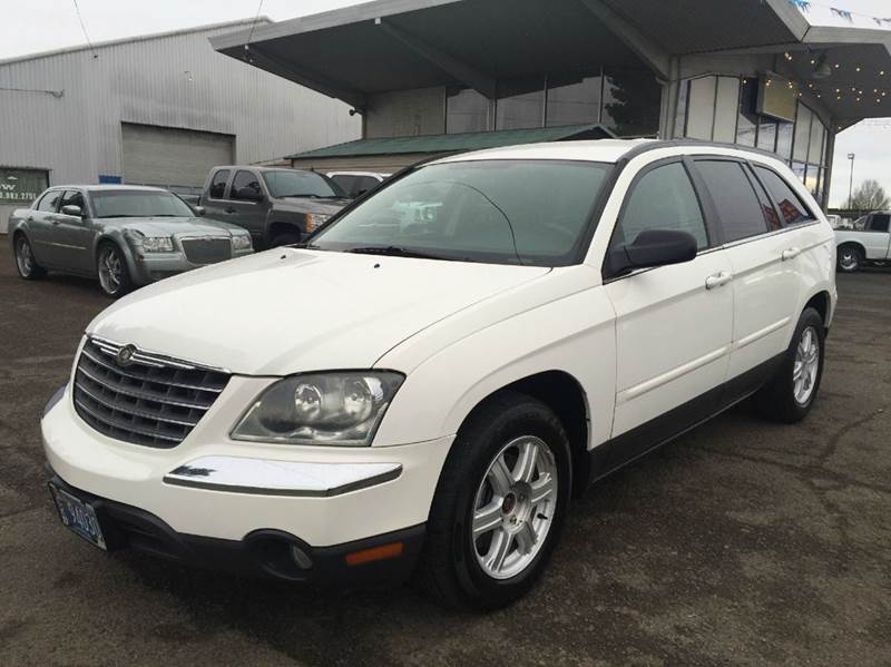 2005 chrysler pacifica in woodburn or xtreme truck sales. Black Bedroom Furniture Sets. Home Design Ideas