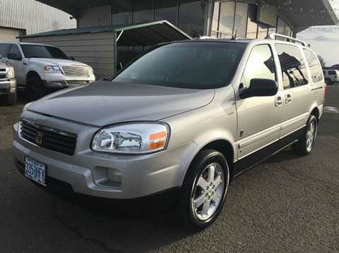 2006 Saturn Relay for sale at Xtreme Truck Sales in Woodburn OR