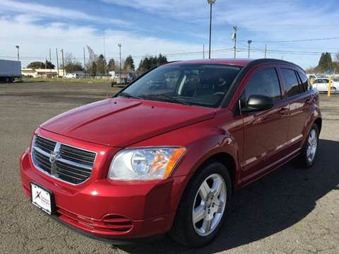 2009 Dodge Caliber for sale at Xtreme Truck Sales in Woodburn OR