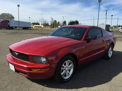 2008 Ford Mustang for sale at Xtreme Truck Sales in Woodburn OR
