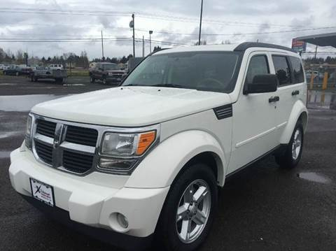 2008 Dodge Nitro for sale at Xtreme Truck Sales in Woodburn OR