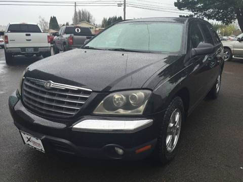 2004 Chrysler Pacifica for sale at Xtreme Truck Sales in Woodburn OR