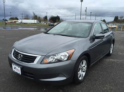 2010 Honda Accord for sale at Xtreme Truck Sales in Woodburn OR