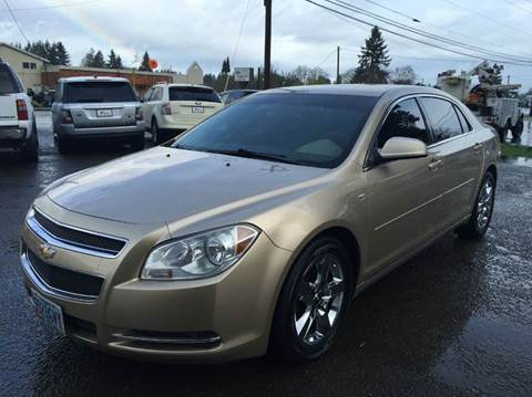 2008 Chevrolet Malibu for sale at Xtreme Truck Sales in Woodburn OR