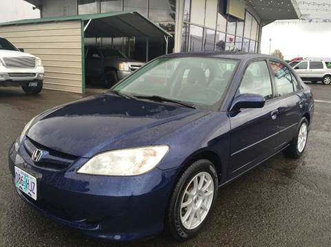 2004 Honda Civic for sale at Xtreme Truck Sales in Woodburn OR