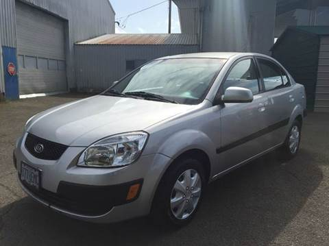 2007 Kia Rio for sale at Xtreme Truck Sales in Woodburn OR