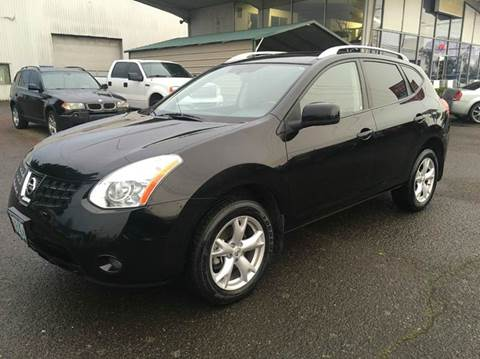 2008 Nissan Rogue for sale at Xtreme Truck Sales in Woodburn OR