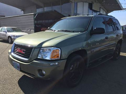 2004 GMC Envoy for sale at Xtreme Truck Sales in Woodburn OR