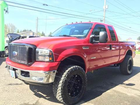 2007 Ford F-250 Super Duty for sale at Xtreme Truck Sales in Woodburn OR