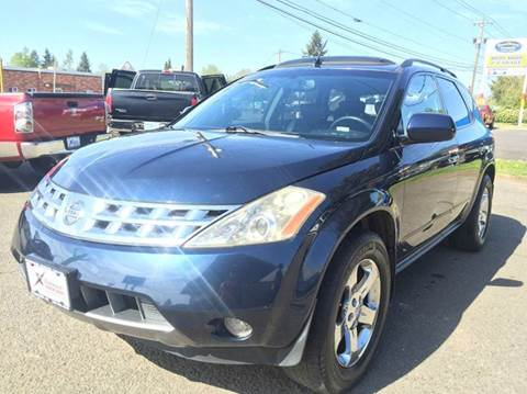 2003 Nissan Murano for sale at Xtreme Truck Sales in Woodburn OR