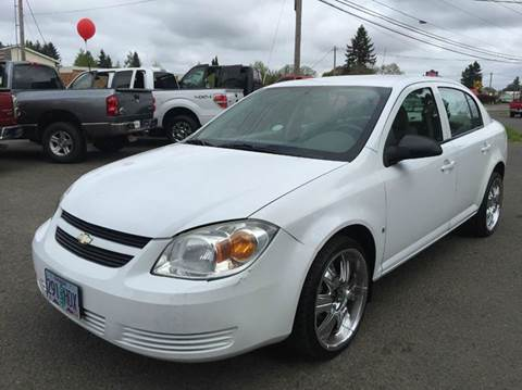 2006 Chevrolet Cobalt for sale at Xtreme Truck Sales in Woodburn OR