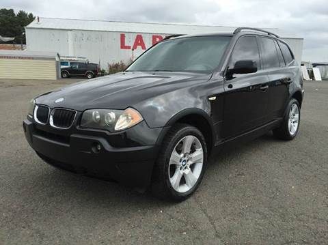 2004 BMW X3 for sale at Xtreme Truck Sales in Woodburn OR