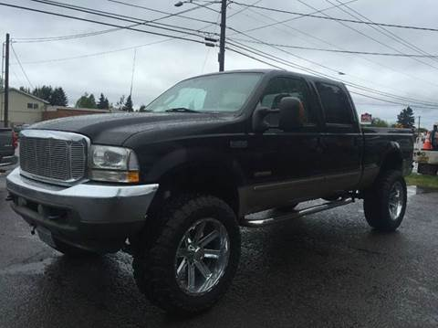 2003 Ford F-350 Super Duty for sale at Xtreme Truck Sales in Woodburn OR