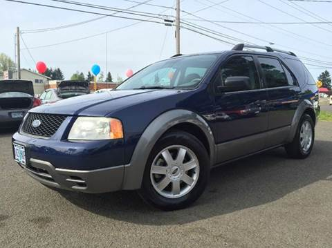 2005 Ford Freestyle for sale at Xtreme Truck Sales in Woodburn OR