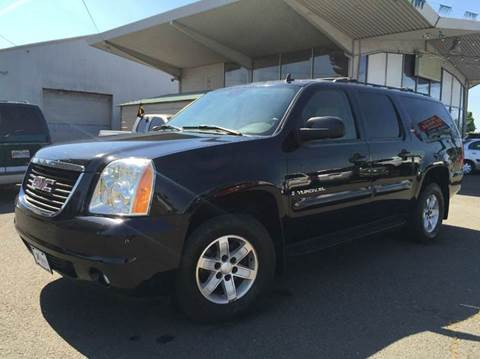 2007 GMC Yukon XL for sale at Xtreme Truck Sales in Woodburn OR