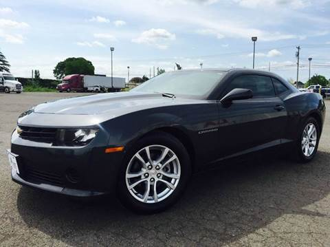 2014 Chevrolet Camaro for sale at Xtreme Truck Sales in Woodburn OR