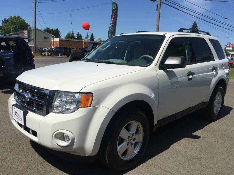 2011 Ford Escape for sale at Xtreme Truck Sales in Woodburn OR