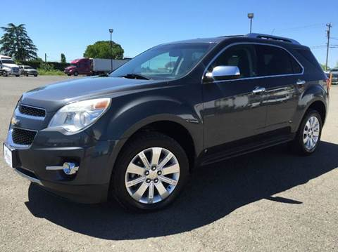 2010 Chevrolet Equinox for sale at Xtreme Truck Sales in Woodburn OR