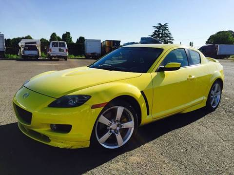 2004 Mazda RX-8 for sale at Xtreme Truck Sales in Woodburn OR