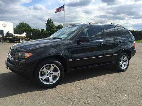 2005 BMW X5 for sale at Xtreme Truck Sales in Woodburn OR