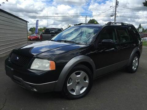 2006 Ford Freestyle for sale at Xtreme Truck Sales in Woodburn OR