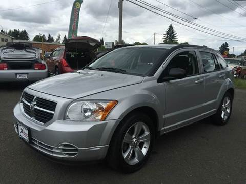 2010 Dodge Caliber for sale at Xtreme Truck Sales in Woodburn OR