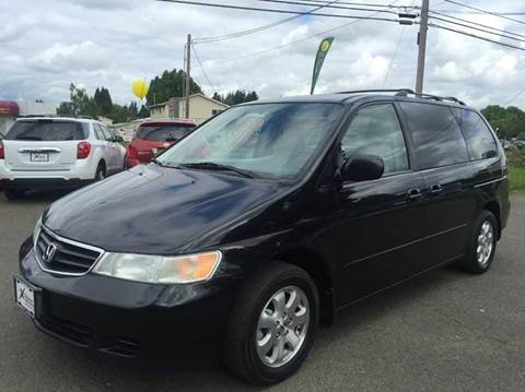 2003 Honda Odyssey for sale at Xtreme Truck Sales in Woodburn OR