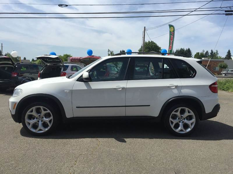 Bmw X I AWD Dr SUV In Woodburn OR Xtreme Truck Sales - 2007 bmw x5 4 8i for sale