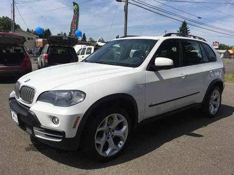 2007 BMW X5 for sale at Xtreme Truck Sales in Woodburn OR
