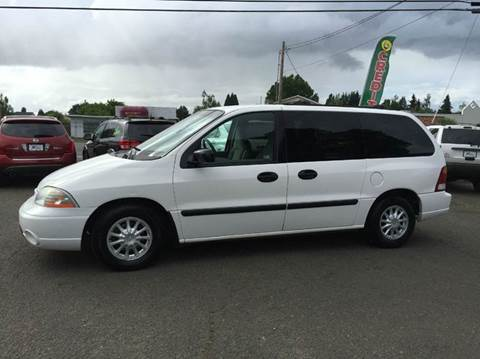 2002 Ford Windstar for sale at Xtreme Truck Sales in Woodburn OR