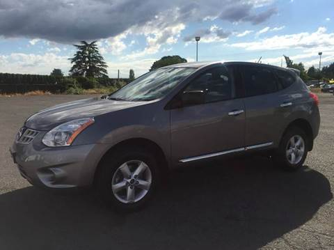 2012 Nissan Rogue for sale at Xtreme Truck Sales in Woodburn OR