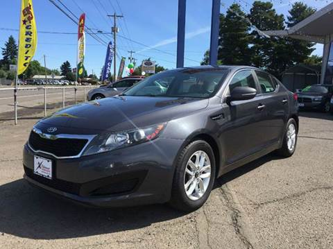 2011 Kia Optima for sale at Xtreme Truck Sales in Woodburn OR