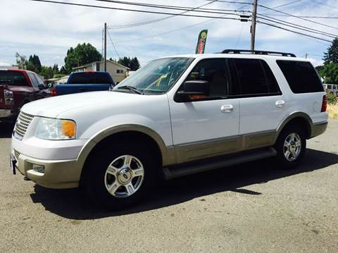 2005 Ford Expedition for sale at Xtreme Truck Sales in Woodburn OR