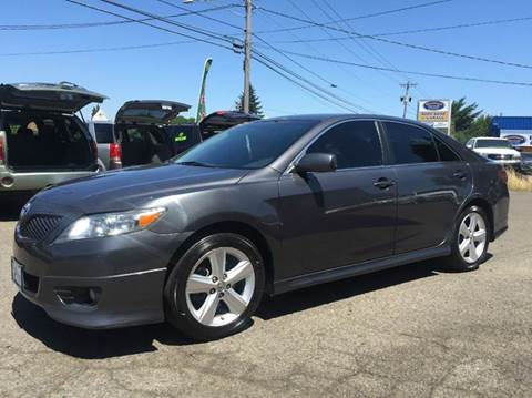 2011 Toyota Camry for sale at Xtreme Truck Sales in Woodburn OR