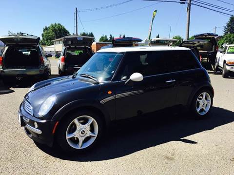 2002 MINI Cooper for sale at Xtreme Truck Sales in Woodburn OR