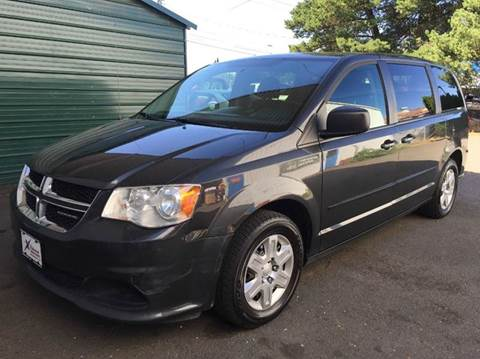 2012 Dodge Grand Caravan for sale at Xtreme Truck Sales in Woodburn OR