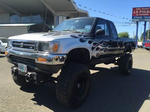 1992 Toyota Pickup for sale at Xtreme Truck Sales in Woodburn OR
