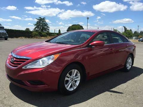 2011 Hyundai Sonata for sale at Xtreme Truck Sales in Woodburn OR