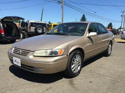 1997 Toyota Camry for sale at Xtreme Truck Sales in Woodburn OR