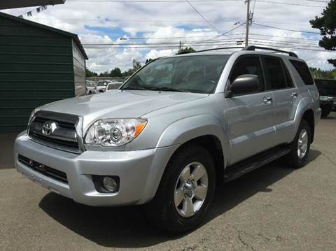2007 Toyota 4Runner for sale at Xtreme Truck Sales in Woodburn OR