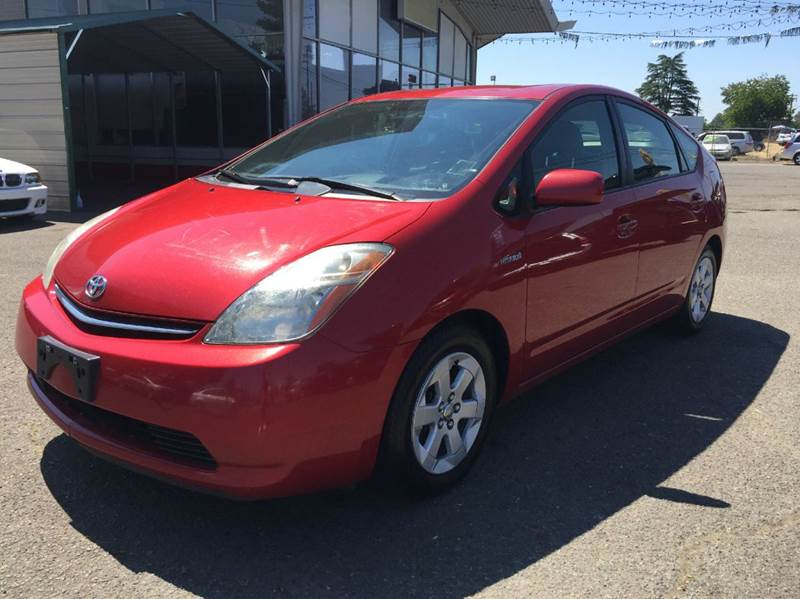 2007 Toyota Prius for sale at Xtreme Truck Sales in Woodburn OR