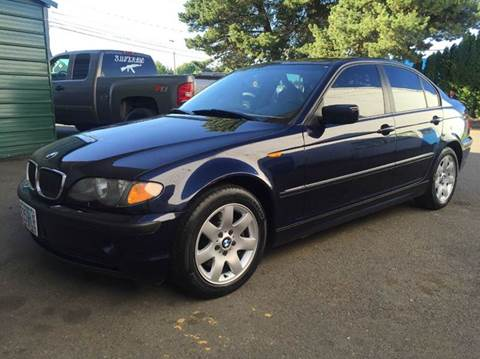 2002 BMW 3 Series for sale at Xtreme Truck Sales in Woodburn OR